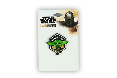 Star Wars: The Mandalorian The Child Collector Pin | Baby Yoda At Snack Time