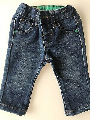 Baby Next 82 Skinny Jeans. Size  3-6 Months. Good condition.