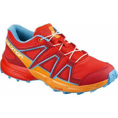 Chaussures Salomon Speedcross J Fiery Red