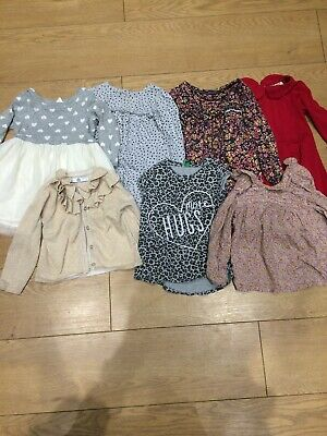 baby girls clothes bundle next Gap Benetton age 2/3 years good condition