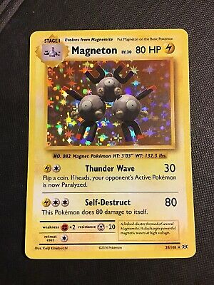 POKEMON-Evolution 38//108 MAGNETON