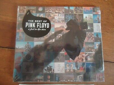 New CD Pink Floyd Best of a Foot in a Door Collection 17 le Monde Hatchet 2018
