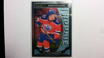 2015/16 Young Guns Connor Mcdavid O Pee Chee (Opc) Platinum Rookie M1