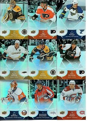 2009-10 McDonalds Upper Deck Base 4 for $1 PICK YOUR SINGLES LOT FLAT SHIP RATE