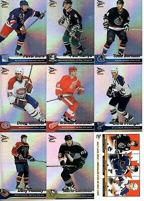2002-03 McDonalds Upper Deck Base 4 for $1 PICK YOUR SINGLES LOT FLAT SHIP RATE