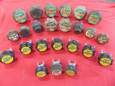 Tron Buss Ideal Clip Clamp Collection 24 vintage items