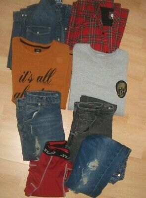Large Parcel Boys River Island Clothes age 11/12 Yrs Great Condition