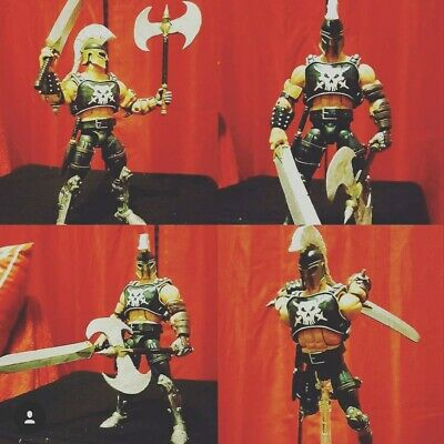 "ML040 Custom Cast Ares helmet sculpt use w//6/"" Marvel Legends figure"