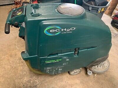 "Used Nobles Speed Scrub SS5 28"" Disk Floor Scrubber"