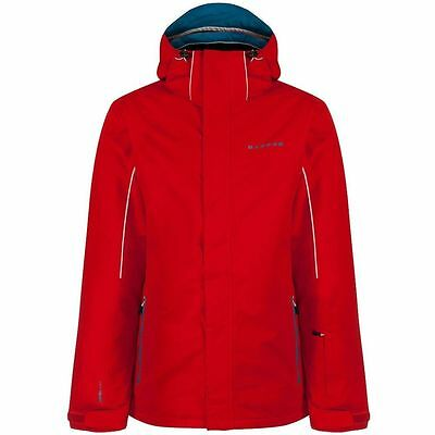 Formulate in Fiery Red Dare 2b Mens Medium Ski Jacket
