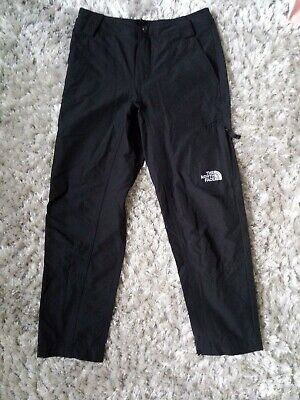 The North Face Boys Outdoor Trousers Size S 7-8 Years