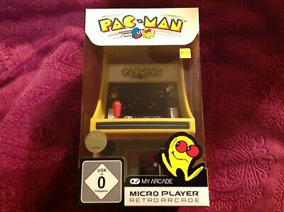 My Arcade Micro player retro arcade Pac-Man  sealed