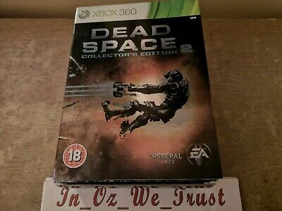 Dead Space 2 - Limited Collectors Edition (Microsoft Xbox 360, Xbox One, 2011)
