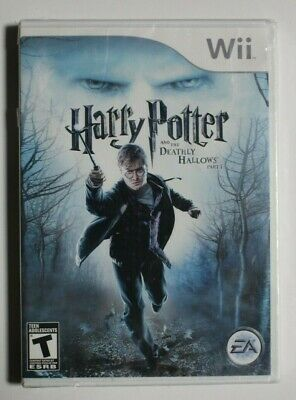 Harry Potter and the Deathly Hallows: Part 1 (Nintendo Wii, 2010) NEW, SEALED!!