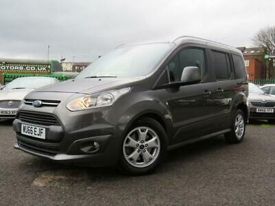 2016 66 Ford Tourneo Connect 1.5 Titanium Tdci 5D 118 Bhp Diesel