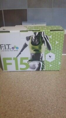 *New* Forever Living F15 - day weight loss programme Kit for beginners Vanilla