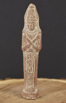 Funerary Ancient Egyptian  Ushabti Shabti Statue Figurine Amulet ESTATE FIND **