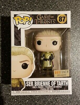 Funko Pop! Game Of Thrones Ser Brienne of Tarth BoxLunch Excl. SOLD OUT IN STORE