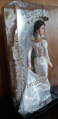 Barbie The Twilight Saga:Breaking Dawn Part 1 Bella Doll Pink Label NRFB