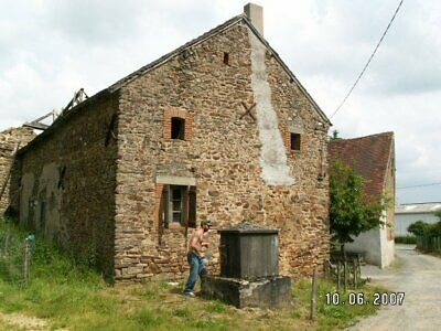 House in France for renovation with land