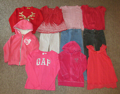 Girls Clothes Bundle. Age 7-8 & 8 Years. Next, Gap, George. Hoodies, Jeans, Tops