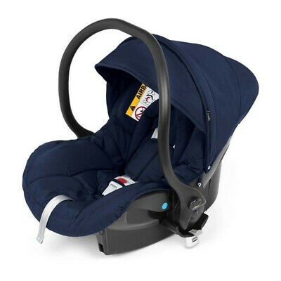 BREVI - Siege auto Smart GR0+ adaptable Ovo Twin  Jeans chiné