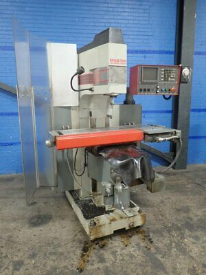 "Tree Machine  J-425 Journeyman Cnc Vertical Mill  12"" X 51"" 10192340101"