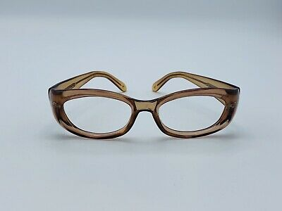 Lauren Hutton New York LS88PL Slate Sunglasses Frames Only Needs Lens See PICS