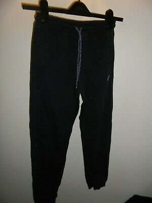 Next Boys Navy Blue Jogging Bottoms Age 11 Years