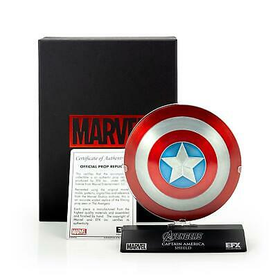 Marvel's The Avengers Captain America Shield 1:6 Scale Prop Replica