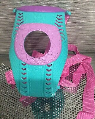 Baby Alive Go Bye Bye Replacement Baby Doll Carrier Pink & Teal