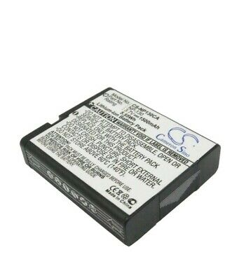 Replacement Battery For CASIO Exilim EX-ZR700BN
