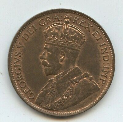 Canada 1914 Large cent (#1584) Nice amount of luster