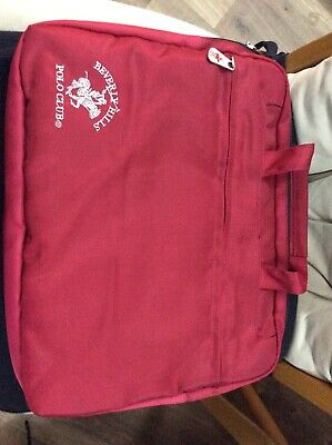 Beverley Hills Polo Club Small Laptop/IPad Bag