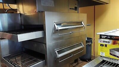 Middleby Marshall PS360Q conveyor pizza oven