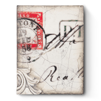 Sid Dickens Tile - A Forgotten Letter T437