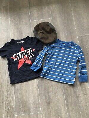 Baby Toddler Boys 18-24 Month Bundle Gap Next T Shirt Top