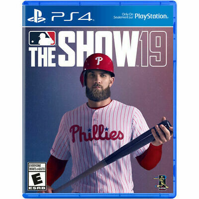 NEW SEALED! MLB The Show 19 Sony PlayStation 4 PS4 Video Game PS 👌🔥