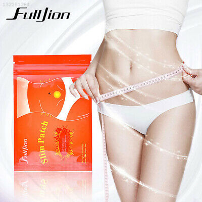 219B Fashion 10pcs Lose Weight Patch Detox Adhesive Sheet Navel Sticker