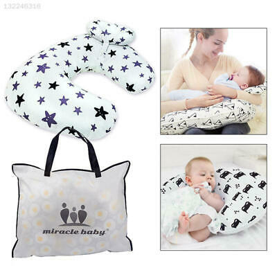 EDDC Soft One Size Boppy Baby Support U-Type Pillow Chair Newborn Gifts Seat