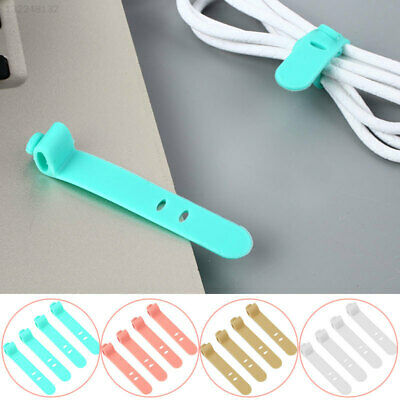 Cartoon Random Color Data Calbe Winder Headphone Cable Winder Protective Cases