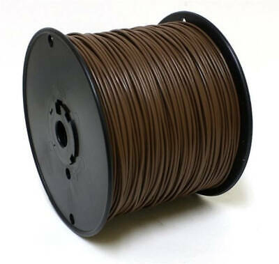 Wire, Primary, 16 AWG, Brown, 1000'