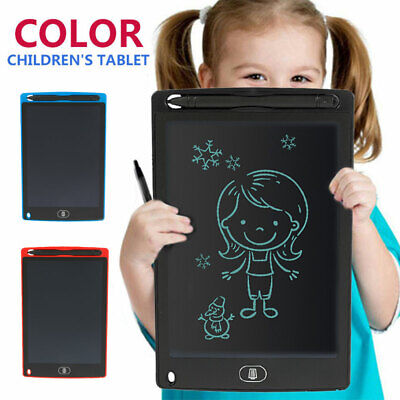 """8.5"""" Electronic Digital LCD Writing Pad Tablet Children Drawing Graphics Board"""