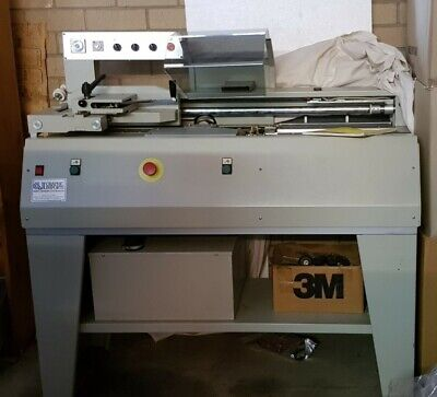 Eurobind Perfect Book Binding Machine Works perfectly, Automatic, Heavy Duty