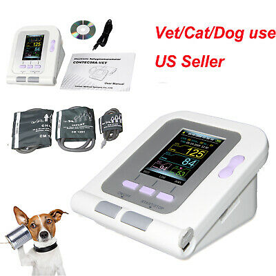 CONTEC Veterinary/Animal use Automatic Blood Pressure Monitor for cat/Dog 3 Cuff