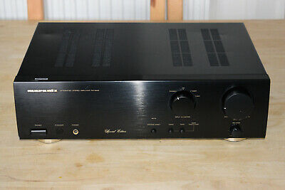 Marantz PM-66SE Special Edition Stereo Amplifier With Phono Stage For Vinyl