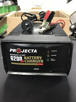 Projector 6200 battery charger 12v Automatic Charge.