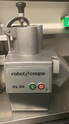 Robot coupe CL50 (not working)