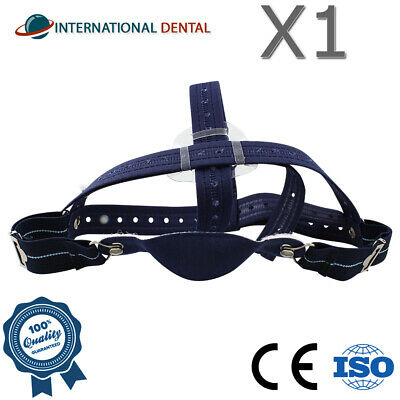 Orthodontic Dental Dentaurum High-Pull Headgear Rigid Chin Cap Therapy OS