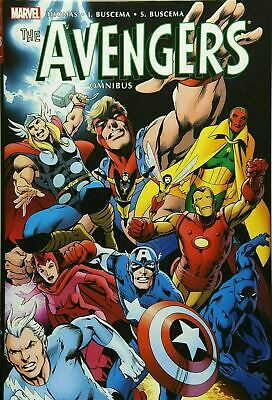 The Avengers Vol. 3 Marvel Omnibus by Thomas [Hardcover] New!